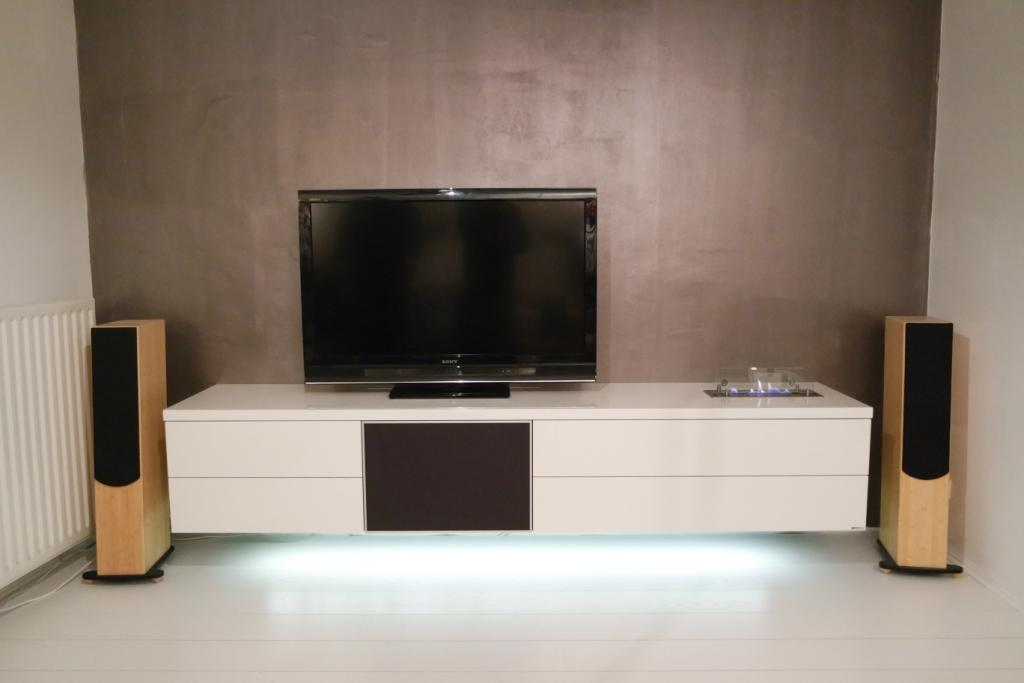 Artyx The New Design Vision Inspira 250 Tv Kast Met