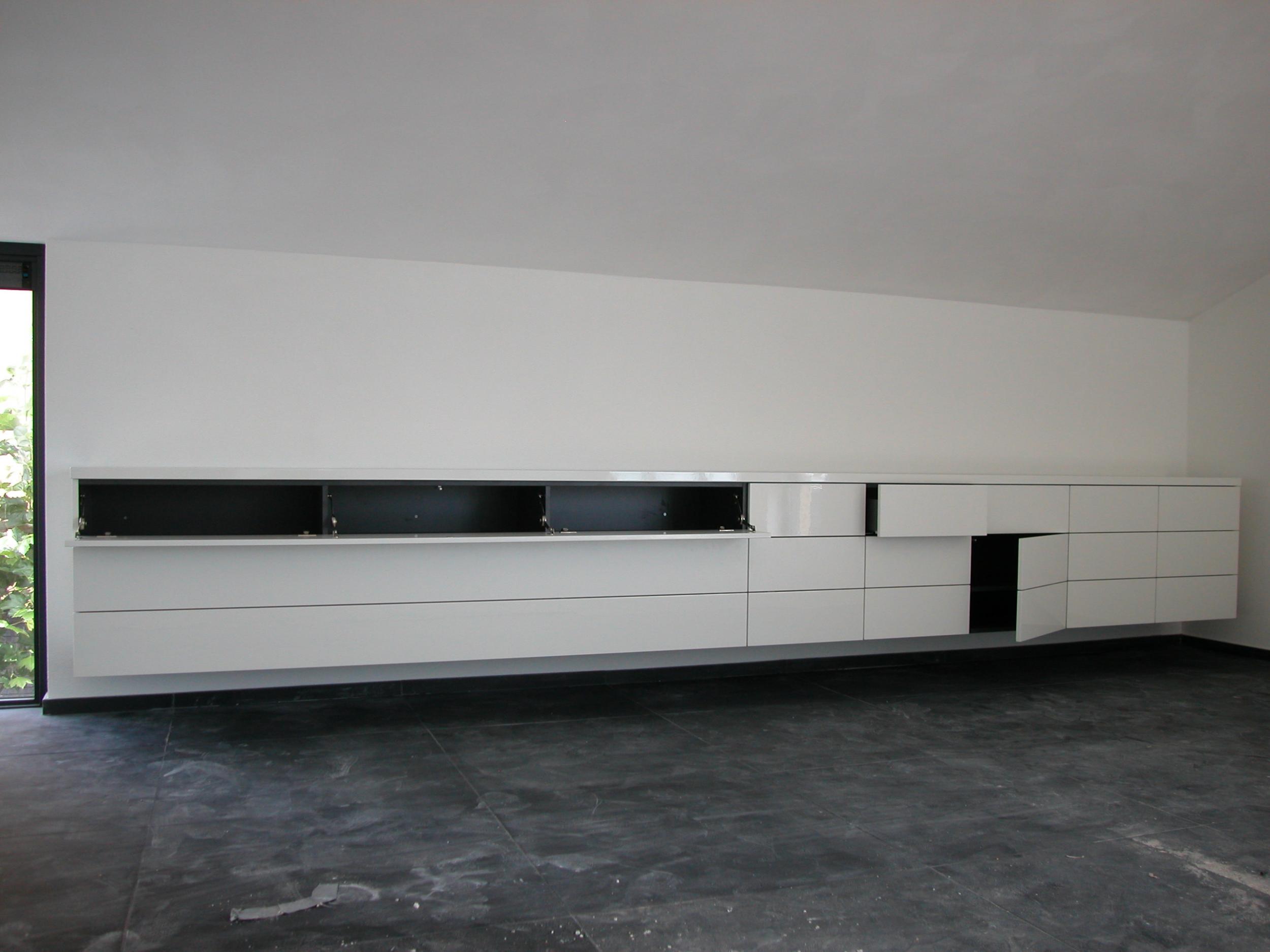Verbazingwekkend Artyx » The new design vision » Baseline 480 extra lang dressoir BE-67